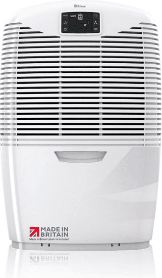 Ebac 3850e Most Powerful 21 Litre Dehumidifier-min