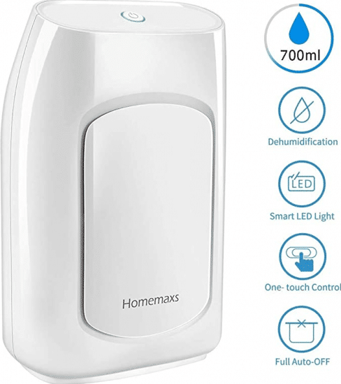 Homemaxs Dehumidifier