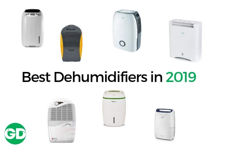 Ultimate Buyer's Guide to Best Dehumidifiers of 2019