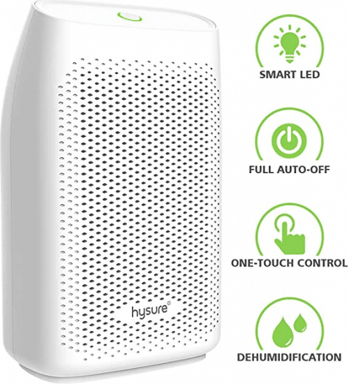 hysure 700ml Electric Dehumidifier