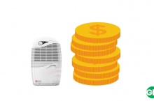 How Much Does it Cost to Run a Dehumidifier?