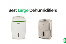 The Best Large Dehumidifiers for 2020